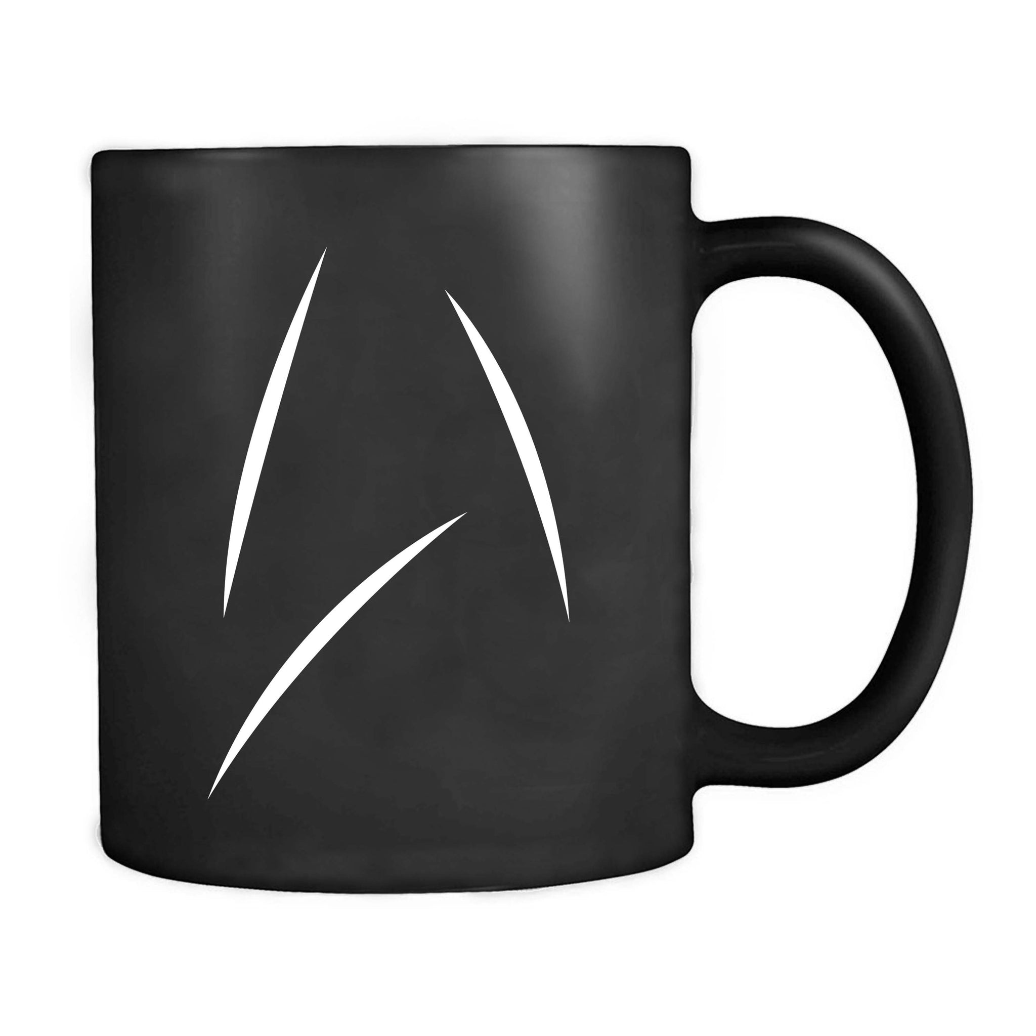 Star Trek Beyond New Starfleet Insignia Logo Scifi Art Mug