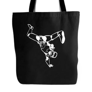Star Wars Lover Graphic Stormtrooper Dance Stormtrooping Tote Bag