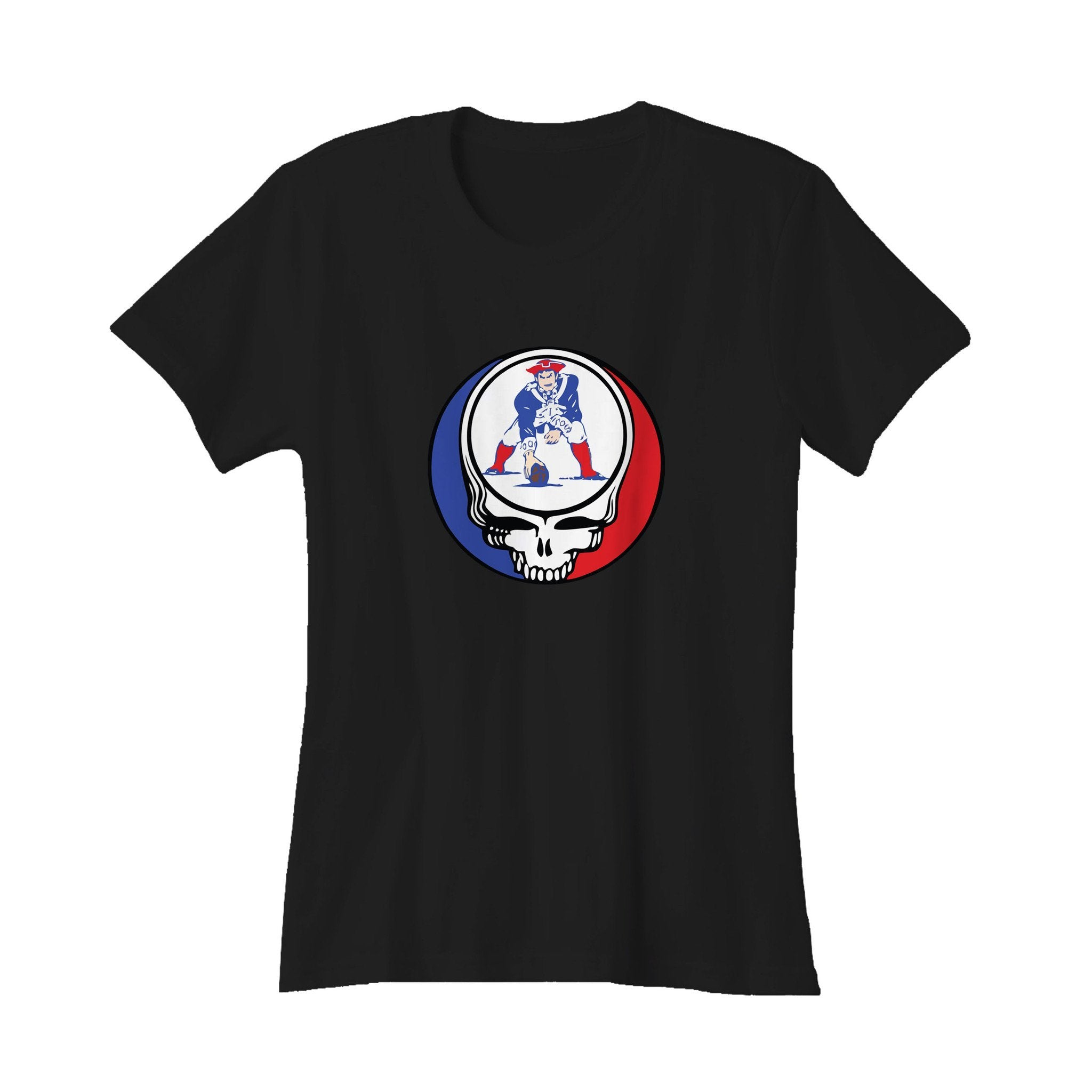 Steal Your Patriots Old School Grateful Dead Women's T-Shirt