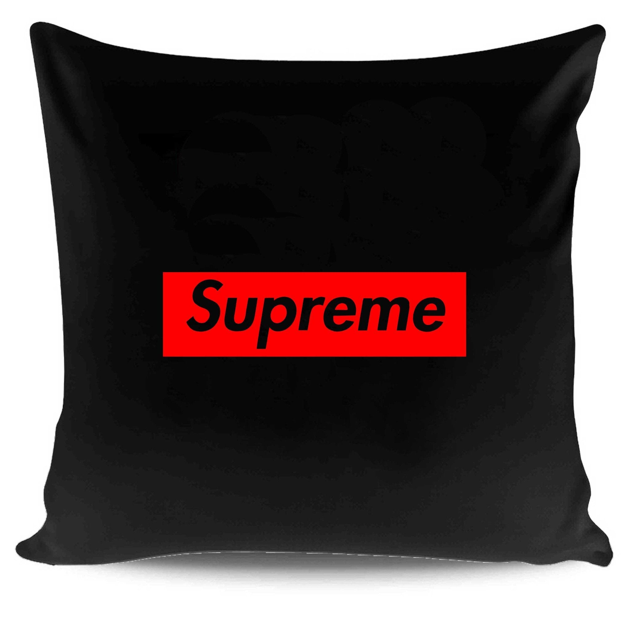 Supreme Box Logo Hypebeast Kanye West Pillow Case Cover
