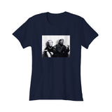 Supreme Legends Marilyn Monroe Tupac Shakur Chillin All Eyes On Me Rapper Hip Hop Classic Women's T-Shirt