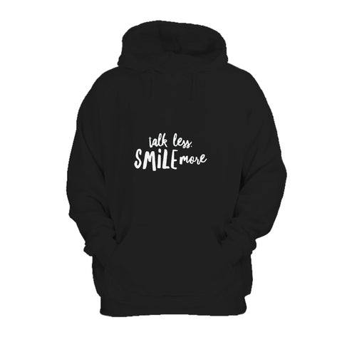 Talk Less Smile More Alexander Hamilton Gift Musical Broadway Revolutionaries Jefferson Hoodie