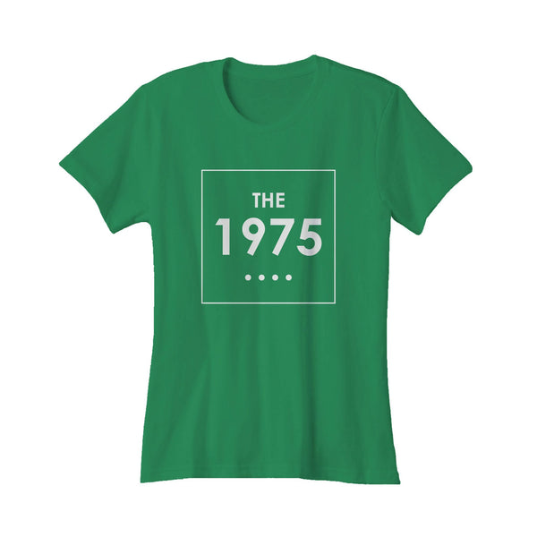 The 1975 Band Fan Logo Matt Healy Tumblr Music Love Gift Women's T-Shirt