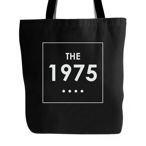 The 1975 Band Fan Logo Matt Healy Tumblr Music Love Gift Tote Bag