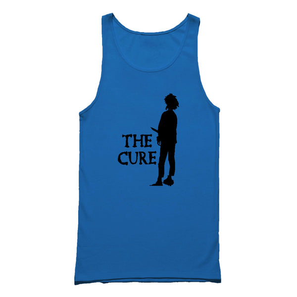The Cure Boys Dont Cry Goth Band Tank Top