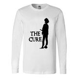 The Cure Boys Dont Cry Goth Band Long Sleeve T-Shirt