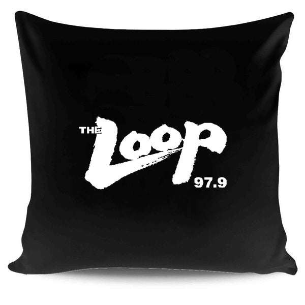 The Loop 979 Wlup Where Chicago Rocks Pillow Case Cover
