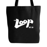 The Loop 979 Wlup Where Chicago Rocks Tote Bag