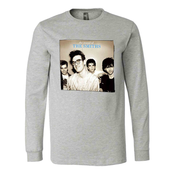The Sound Of The Smiths Band Long Sleeve T-Shirt