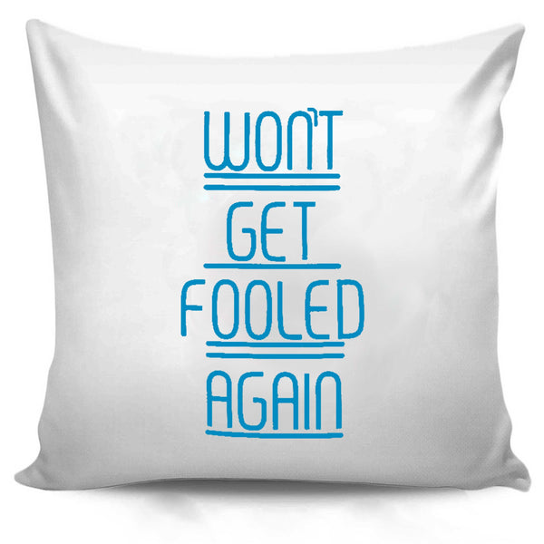 The Who Wont Get Fooled Again Lyric Keith Moon Pillow Case Cover