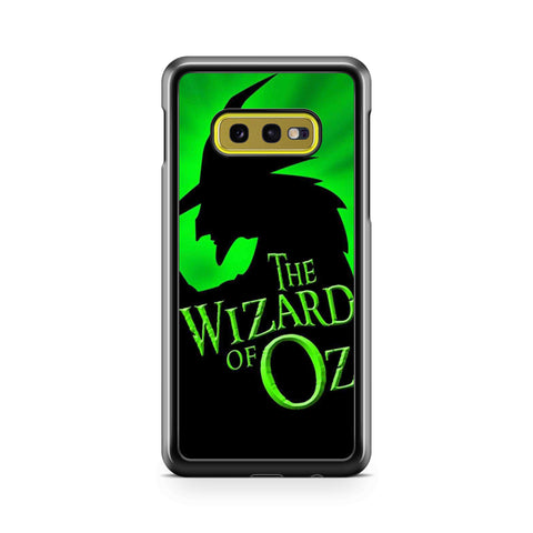 The Wizard Of Oz Samsung Galaxy S10 Case