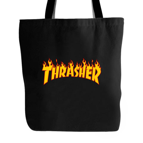 Thrasher Loaded Magazine Tumblr Tote Bag