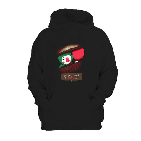 Tingle Baloon The Legend Of Zelda Majoras Mask Wind Waker It Stephen King Hoodie