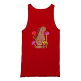 Tom Petty Memorial Heartbreakers You Belong Among The Wild Flowers You Belong Somewhere You Feel Free Tank Top