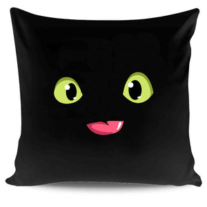 Toothless How To Train Your Dragon Httyd Fandom Pillow Case Cover