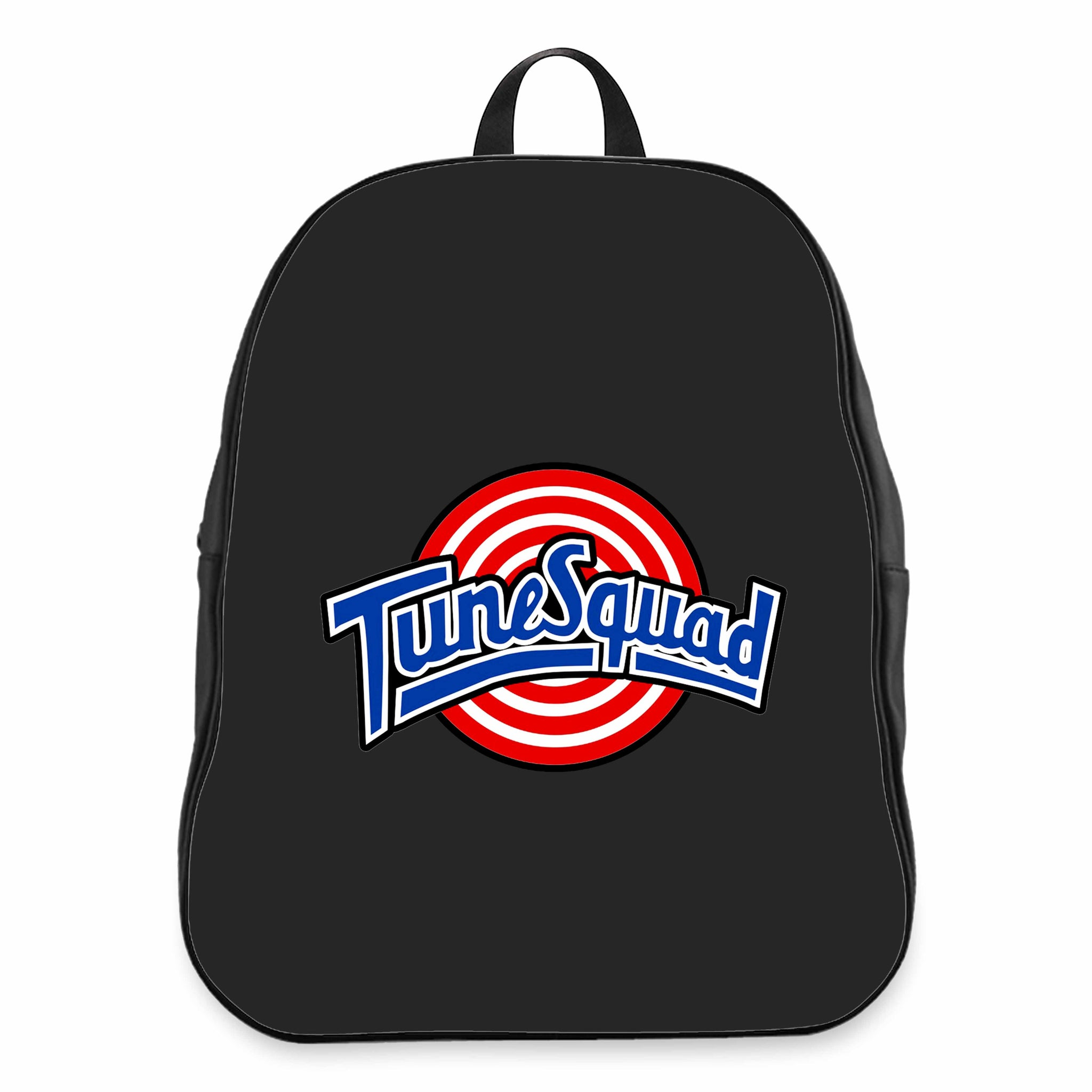 Tune Squad Logo Space Jam Michael Jordan Hipster CPY School Backpacks Bag