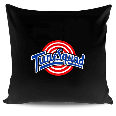 Tune Squad Logo Space Jam Michael Jordan Hipster Pillow Case Cover