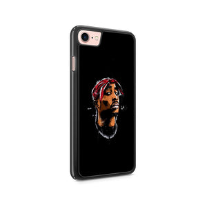 Tupac Face 3d Hiphop Iphone 8 Case