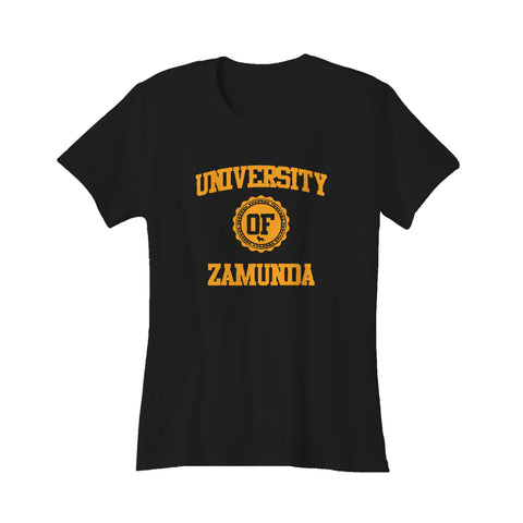 University Of Zamunda Dope Coming To America Modern African Women's T-Shirt
