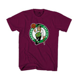 Vintage 90s Celtic Boston Logo Man's T-Shirt