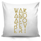 Wakanda Forever Marvel Disney Pillow Case Cover