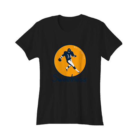 Walter Payton Vintage Unique Chicago Bears Cool Women's T-Shirt
