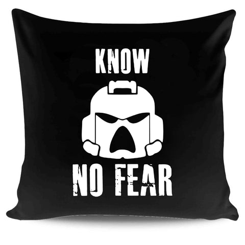 Warhammer 40k Space Marines Know No Fear Various Imperial Angels Ultra Pillow Case Cover