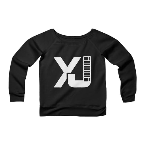 Xj Jeep Wrangler Off Road Guy Gift Awesome 4x4 Four wheel CPY Womans Wide Neck Sweatshirt Sweater