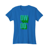 Yorkshire Slang Ow Do Male Graphic Women's T-Shirt