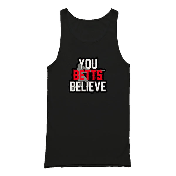 You Betts Believe Fun Baseball Mookie Betts Boston Graphic Tank Top