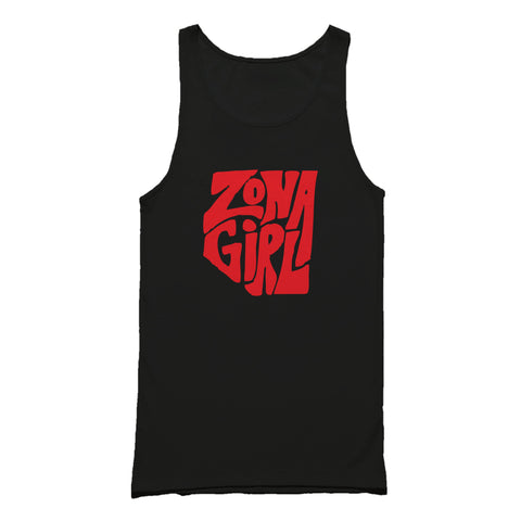 Zona Girl State Pride Tank Top
