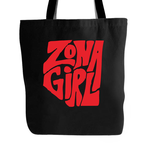 Zona Girl State Pride Tote Bag
