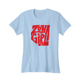 Zona Girl State Pride Women's T-Shirt