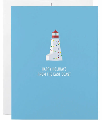 """East Coast"" Card"