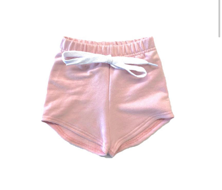 Infant/Toddler Light Pink Shorties