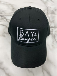 """Bay & Boujee"" Baseball Hat"