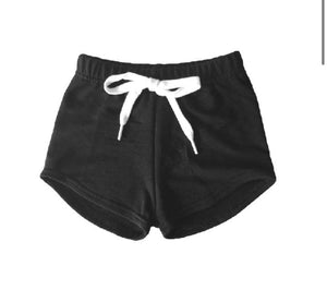 Infant/Toddler Black Shorties