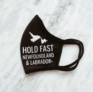 """Hold Fast"" Adult Mask"