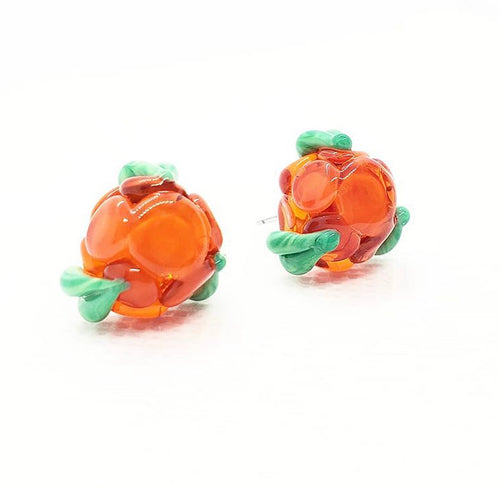 Glass Bakeapple Studs