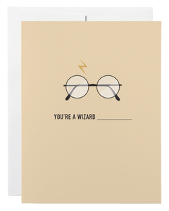 """Harry Potter"" Card"