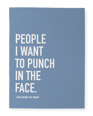 """Punch People"