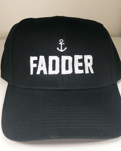 """Fadder"" Baseball Hat"