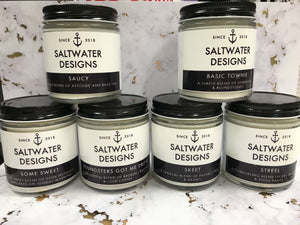 Saltwater Designs Candles