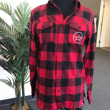 SWD Logo Plaid Flannel Shirt