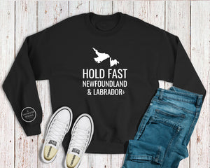 """Hold Fast NL"" Crewneck Sweatshirt"