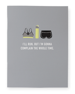 Run Pocket Notebook