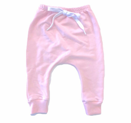 Infant/Toddler Pink Joggers