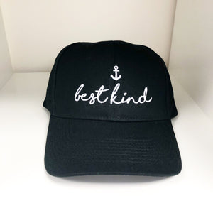 """Best Kind"" Baseball Hat"