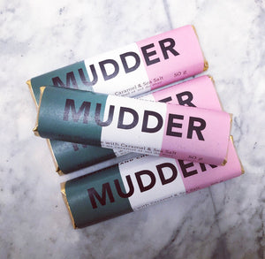 """Mudder"" Chocolate Bar"