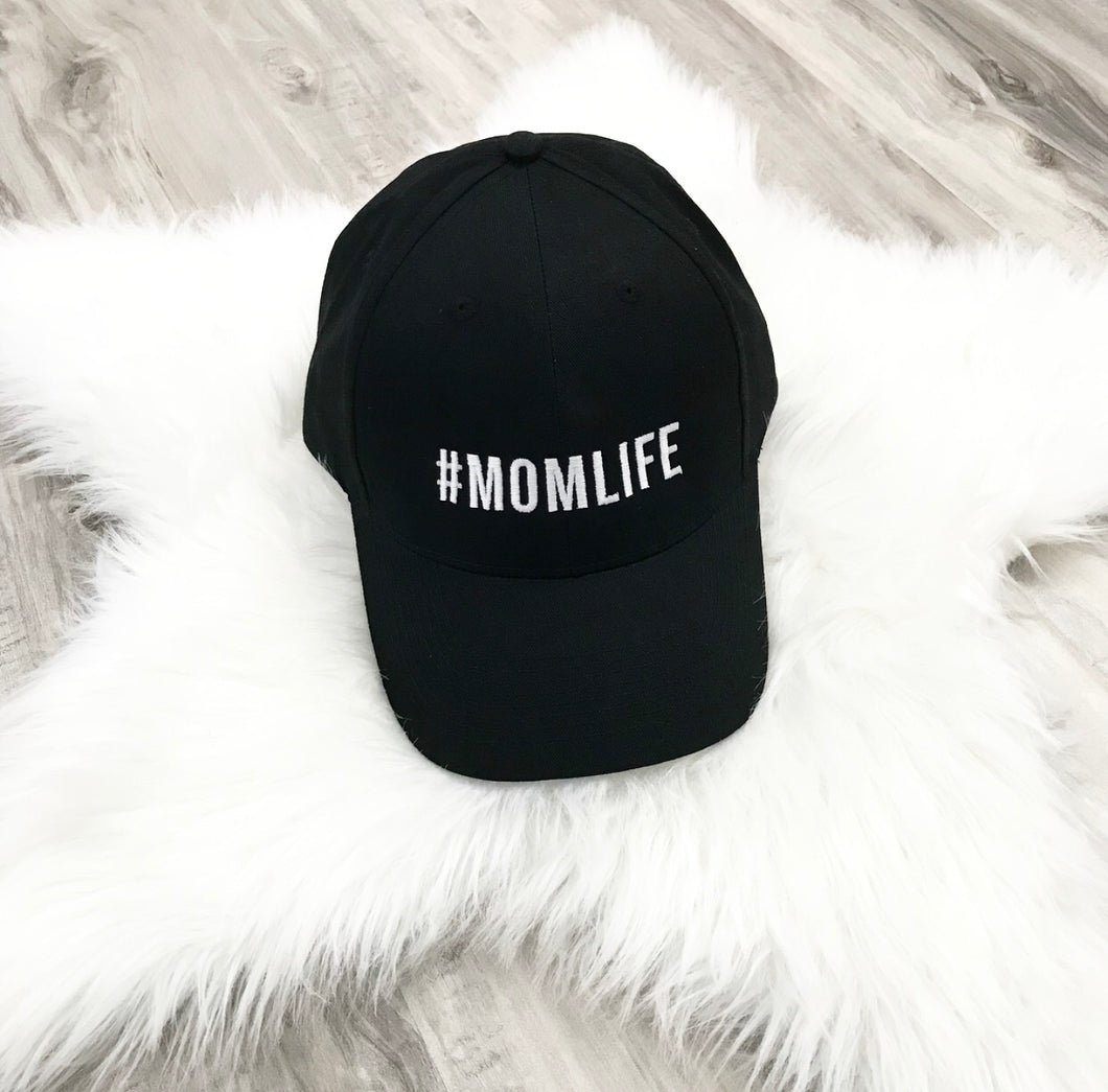 #MOMLIFE Baseball Hat